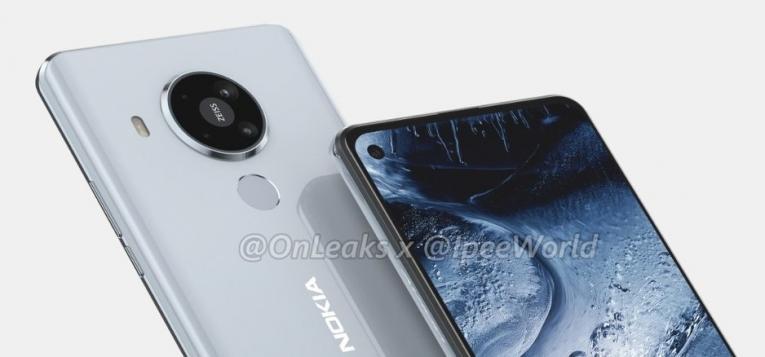 Рендери го открија изгледот на Nokia 7.3