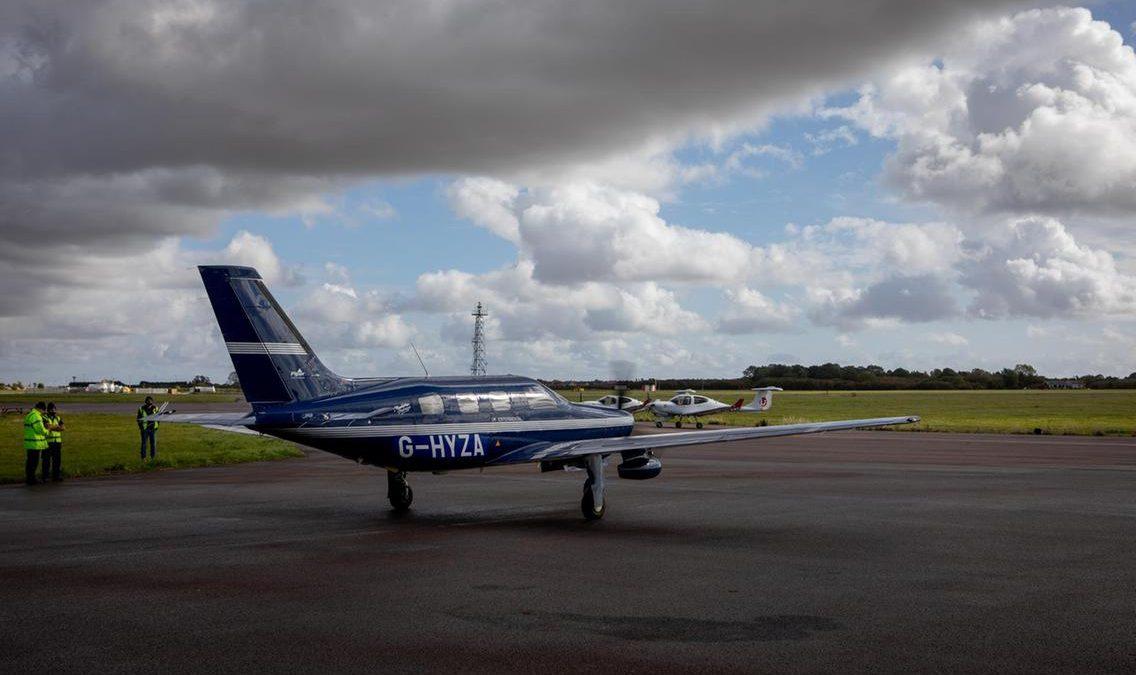Авионот на водороден погон го изврши првиот тестен лет (ВИДЕО)