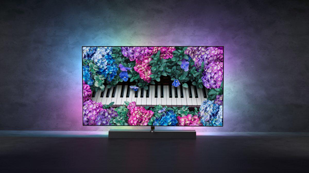Philips OLED+935 TV нуди унапредена обработка на сликата со AI