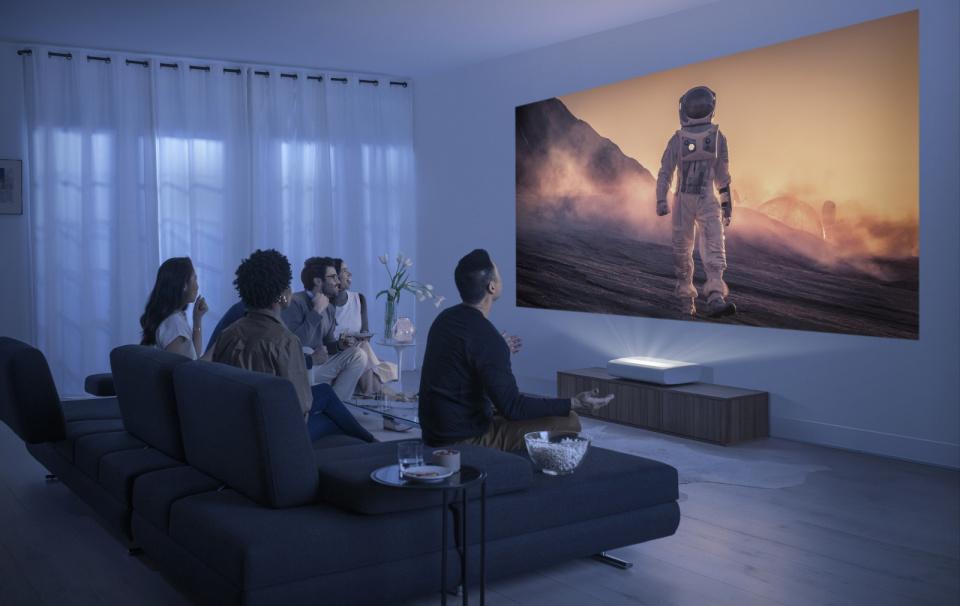 Samsung Premiere 4K е првиот проектор со HDR10+ сертификат
