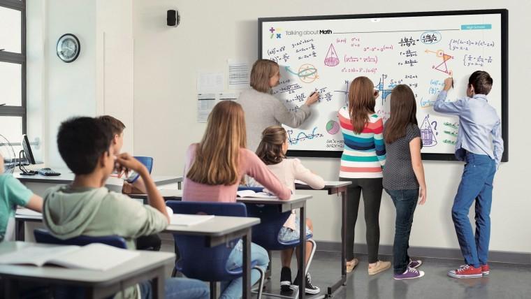 Samsung најави 85-инчен интерактивен дисплеј за едукација и бизнис