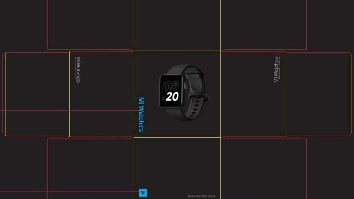 Откриени дизајнот и спецификациите на Xiaomi Mi Watch Lite