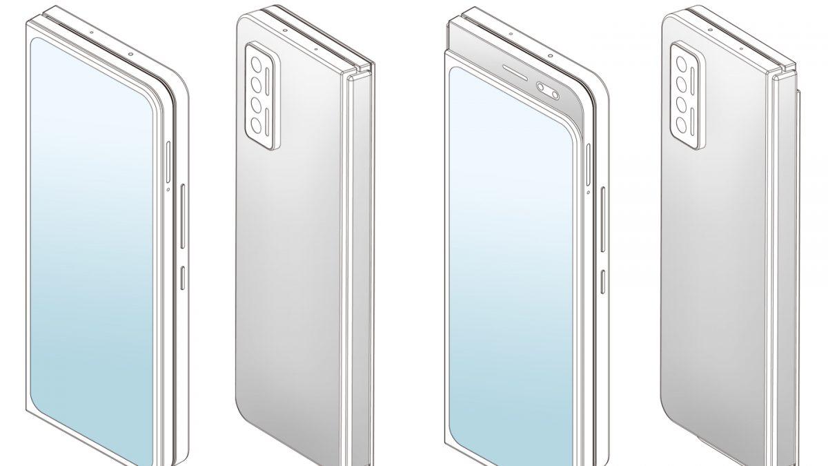 Xiaomi патентираше флексибилен смартфон со лизгачки екран