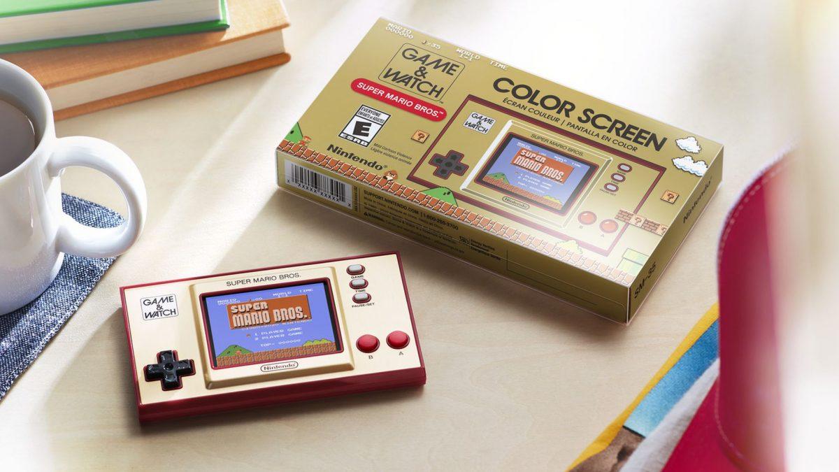 Nintendo ја оживеа една од најстарите рачни конзоли (ВИДЕО)