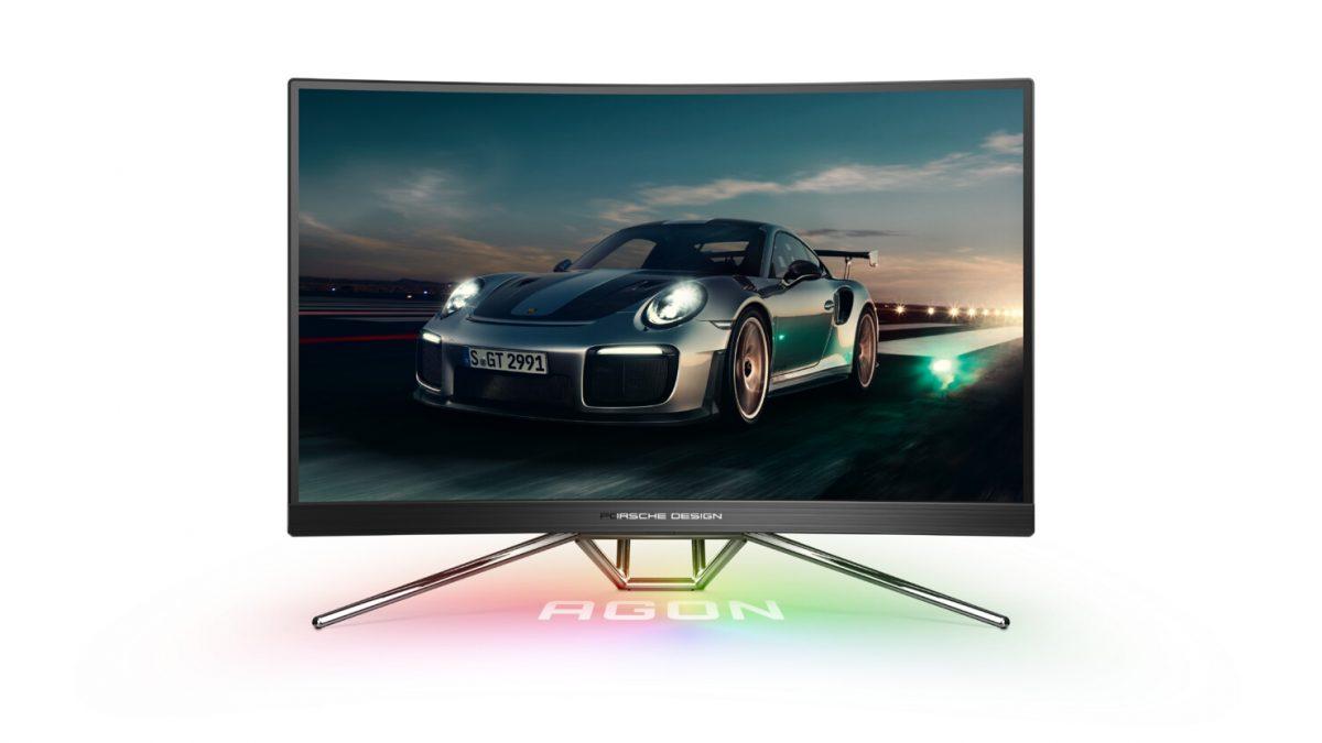 Porsche Design и AOC претставија заеднички 27-инчен монитор