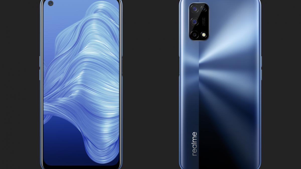 Официјално претставен Realme 7 5G со 6.5-инчен 120Hz екран