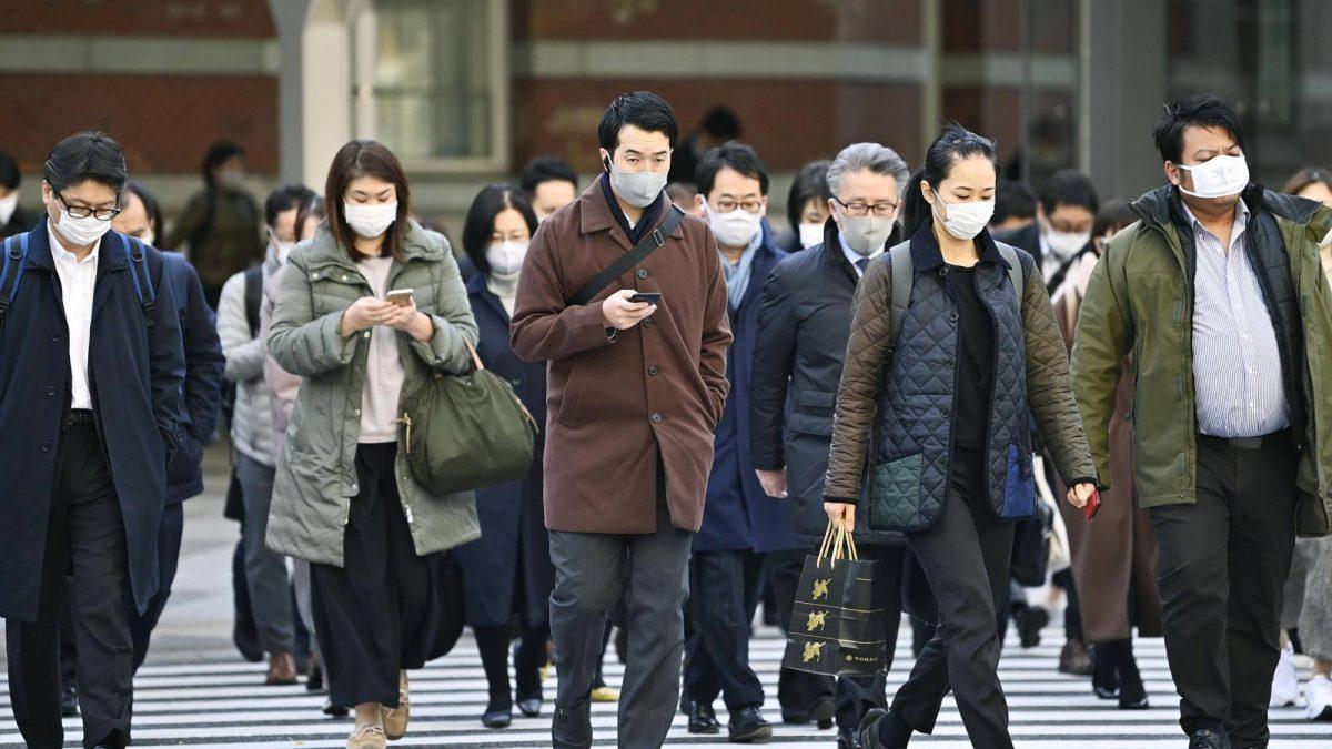 Во Јапонија откриена трета мутација на Ковид-19