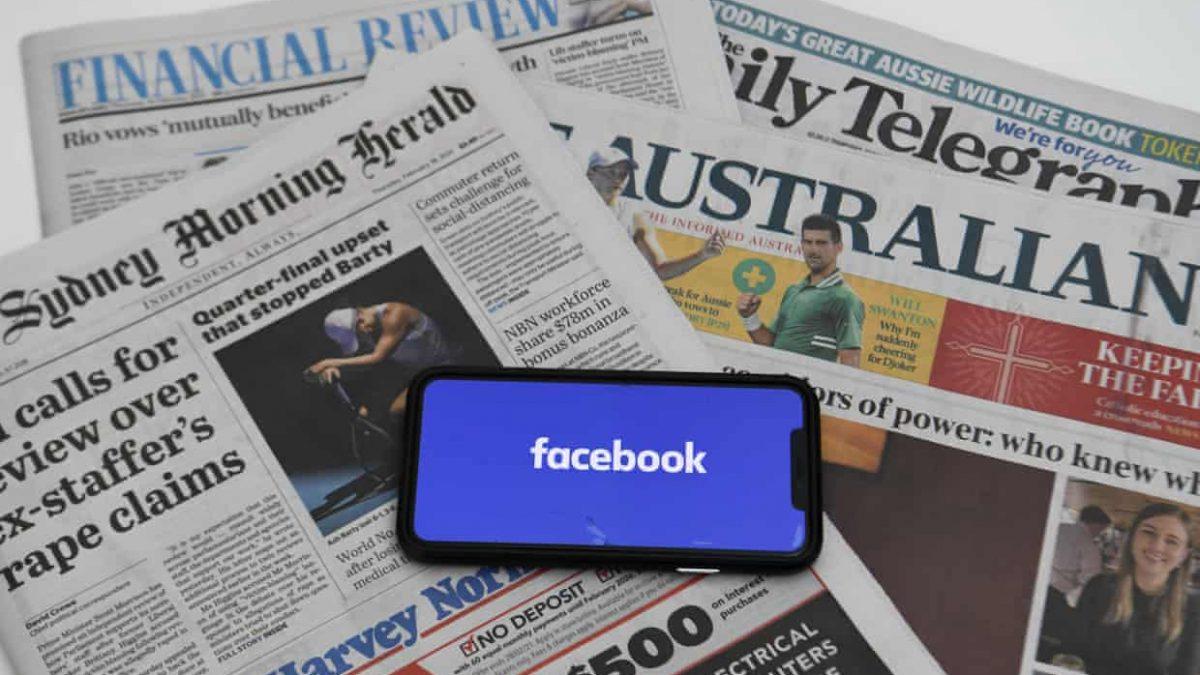 Facebook ќе ја укине забраната за објавување вести во Австралија