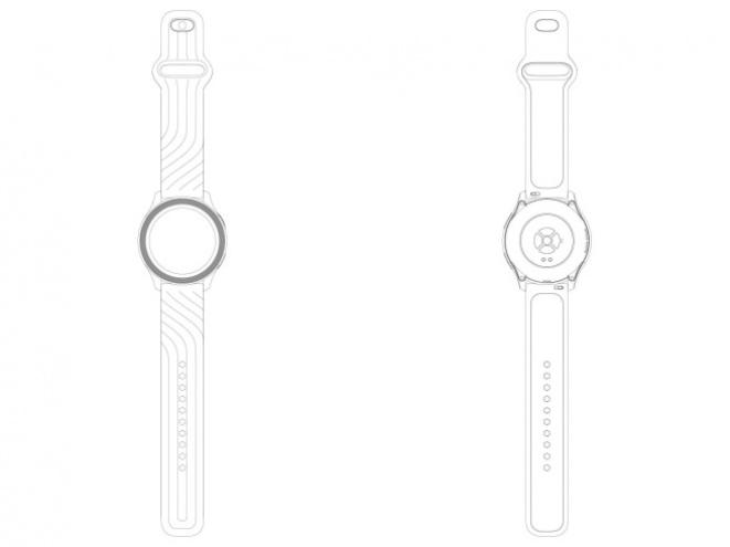 Патент скици за OnePlus Watch покажуваат различни дизајни на ремените