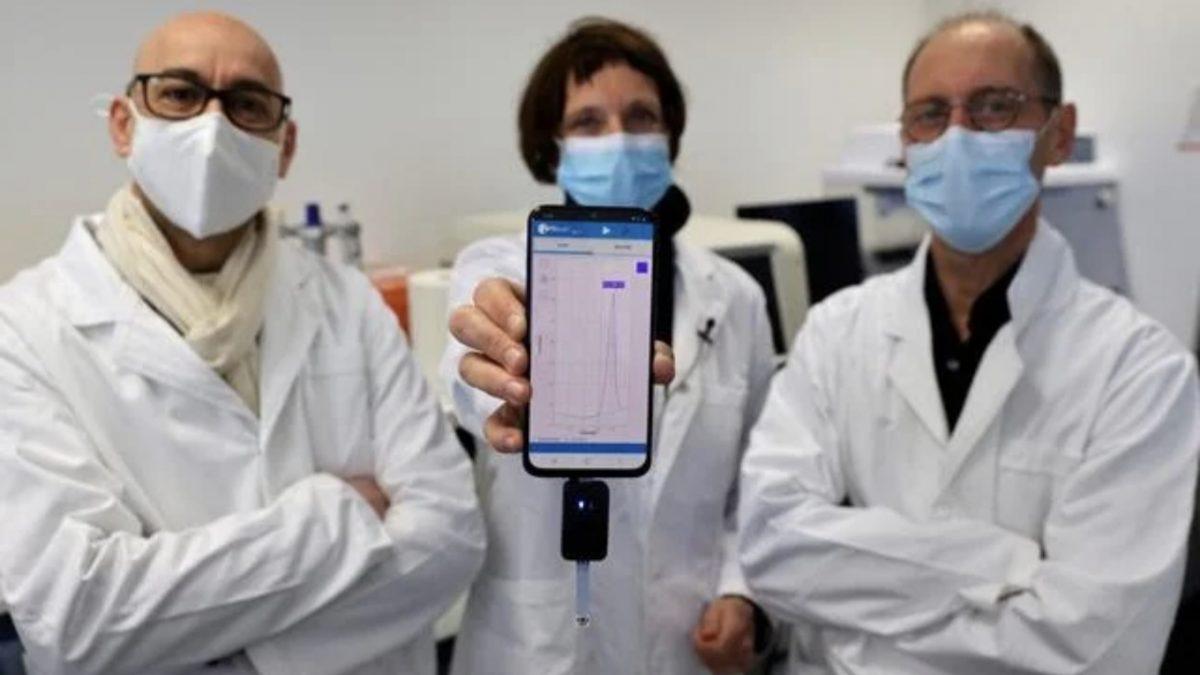 Француски научници развија посигурен тест за коронавирусот