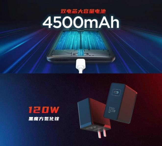 Nubia Red Magic 6 Pro ќе се полни за пет минути од 0 до 50 проценти