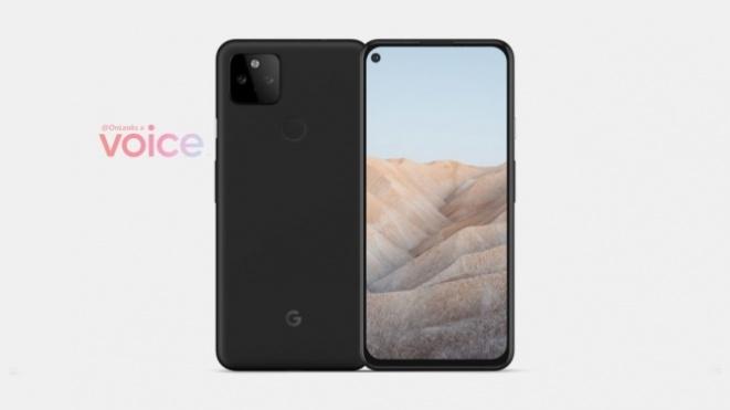 Google Pixel 5a ќе има препознатлив дизајн и две задни камери