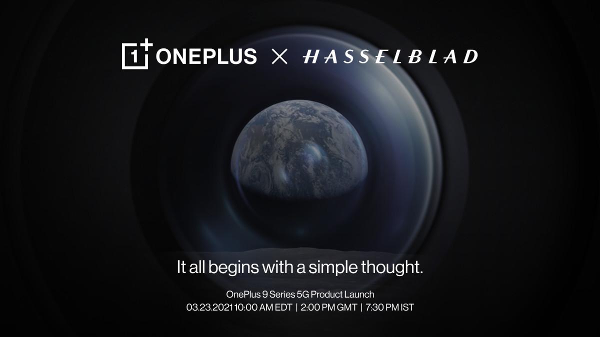 OnePlus го потврди партнерството со Hasselblad за OnePlus 9 серијата