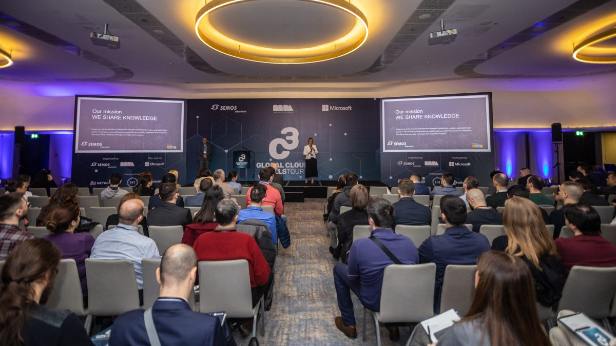 Глобален турнир за најдобрите светски програмери и ИТ професионалци за cloud, data и AI