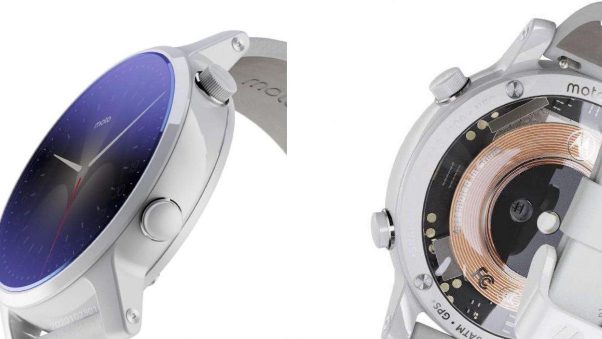 Moto G паметниот часовник ќе работи на Snapdragon Wear 4100 платформа