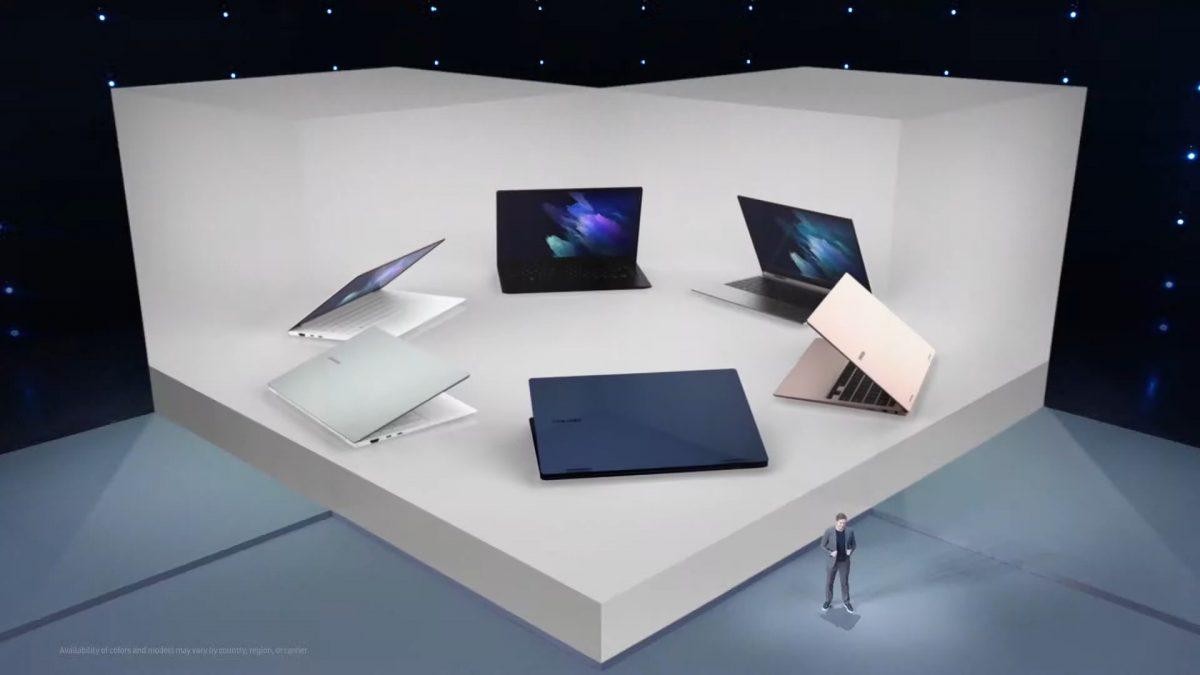 Samsung ги претстави Galaxy Book Pro и Galaxy Book Pro 360 со OLED екрани (ВИДЕО)