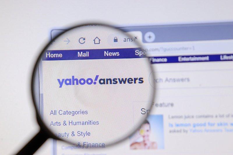 Веб-страницата Yahoo Answers наскоро ќе биде затворена