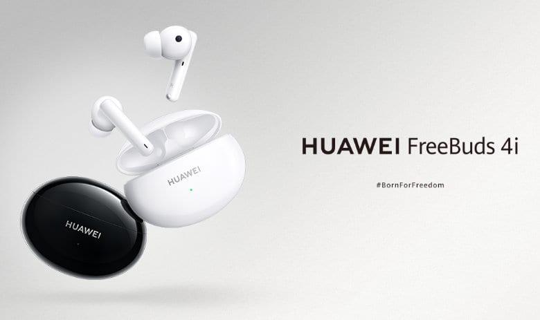 Започна продажбата на TWS слушалките Huawei FreeBuds 4i со активно намалување на бучавата
