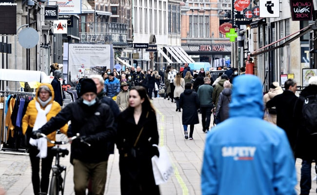 Данска воведе ковид-пасоши за внатрешна употреба