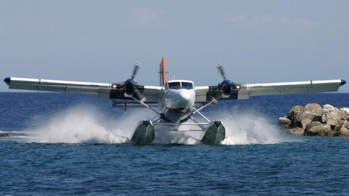 Грчка авиокомпанија ќе ги поврзува островите со копно преку хидроавиони