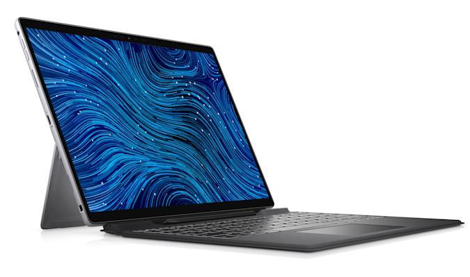 Најновиот Dell Latitude Detachable има стилизиран изглед и тенми рамки