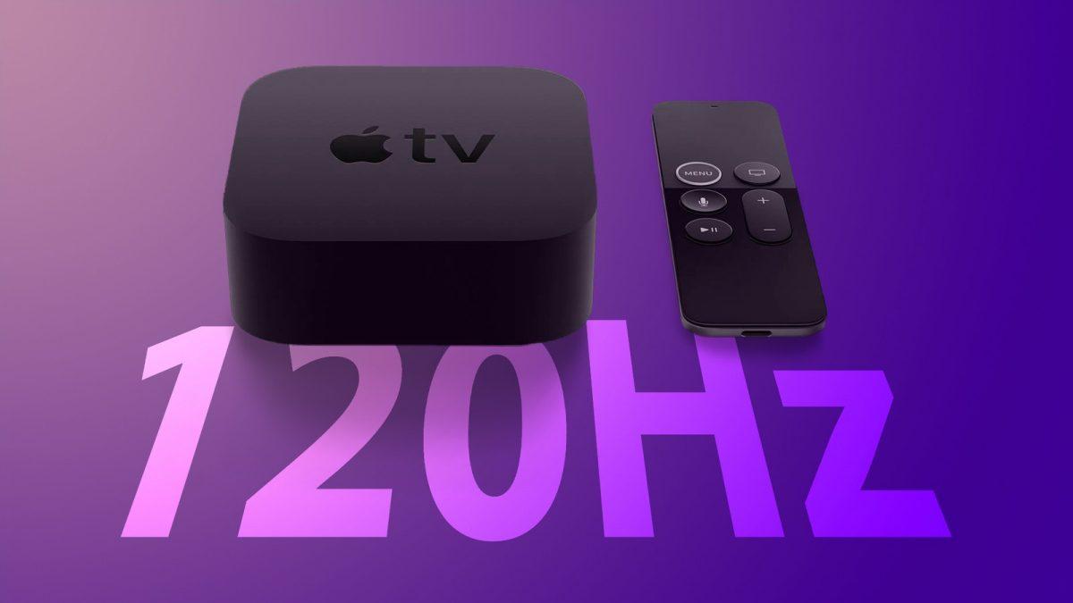 Новиот Apple TV може да поддржува стапка на освежување од 120Hz