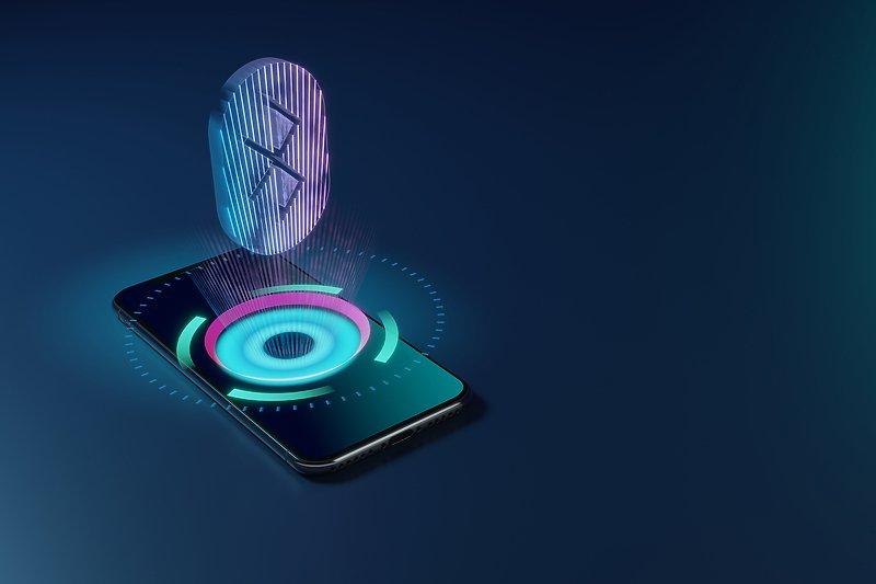 Што се крие зад дизајнот на Bluetooth симболот?