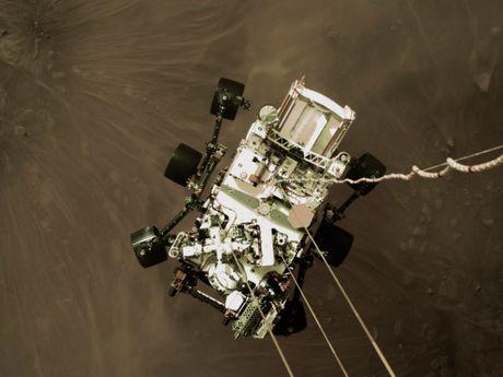 Роверот Perservance забележа неверојатна фотографија на Марс