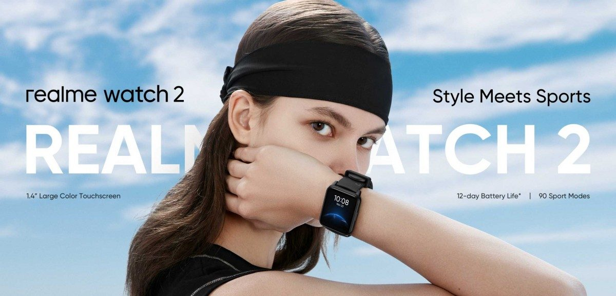Realme Watch 2 претставен со поголеми подобрувања во однос на претходниот модел