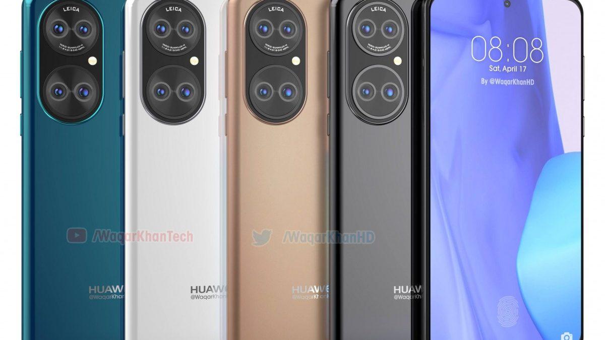 Huawei P50 се појави на нови рендери (ВИДЕО)