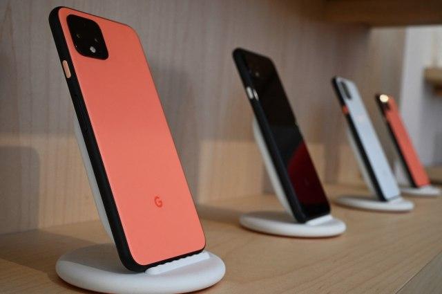 Протекоа информации за новиот смартфон на Google