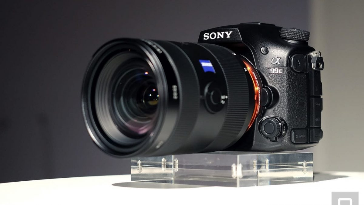 Крај на една ера: Sony престанува да произведува DSLR фотоапарати