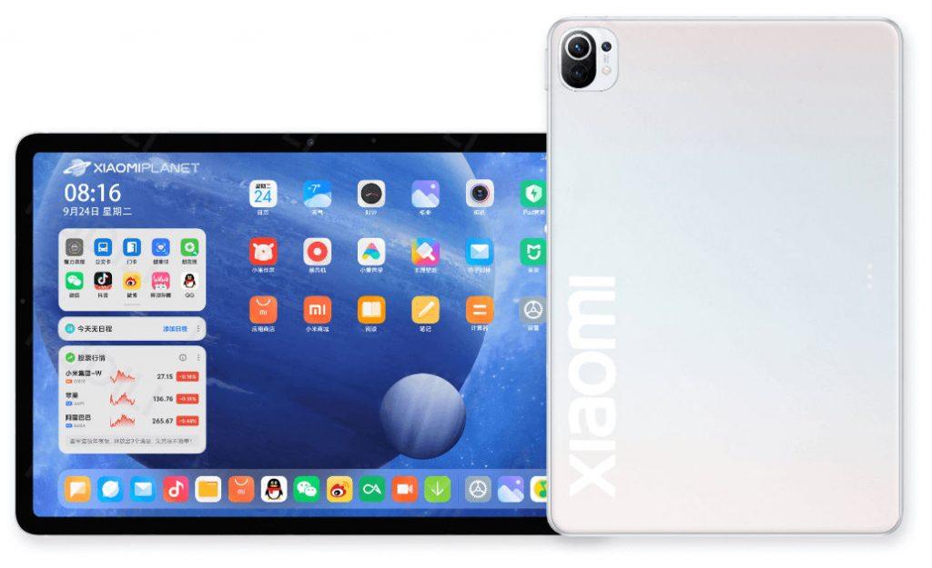 Сертификуван Xiaomi Mi Pad 5 со 8720mAh батерија и Snapdragon 870