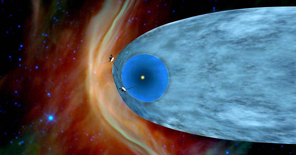 """Вселенското летало Voyager 1 откри """"константно зуење"""" надвор од Сончевиот систем (ВИДЕО)"""