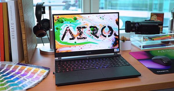 Gigabyte Aero лаптопите доминираат со OLED екрани