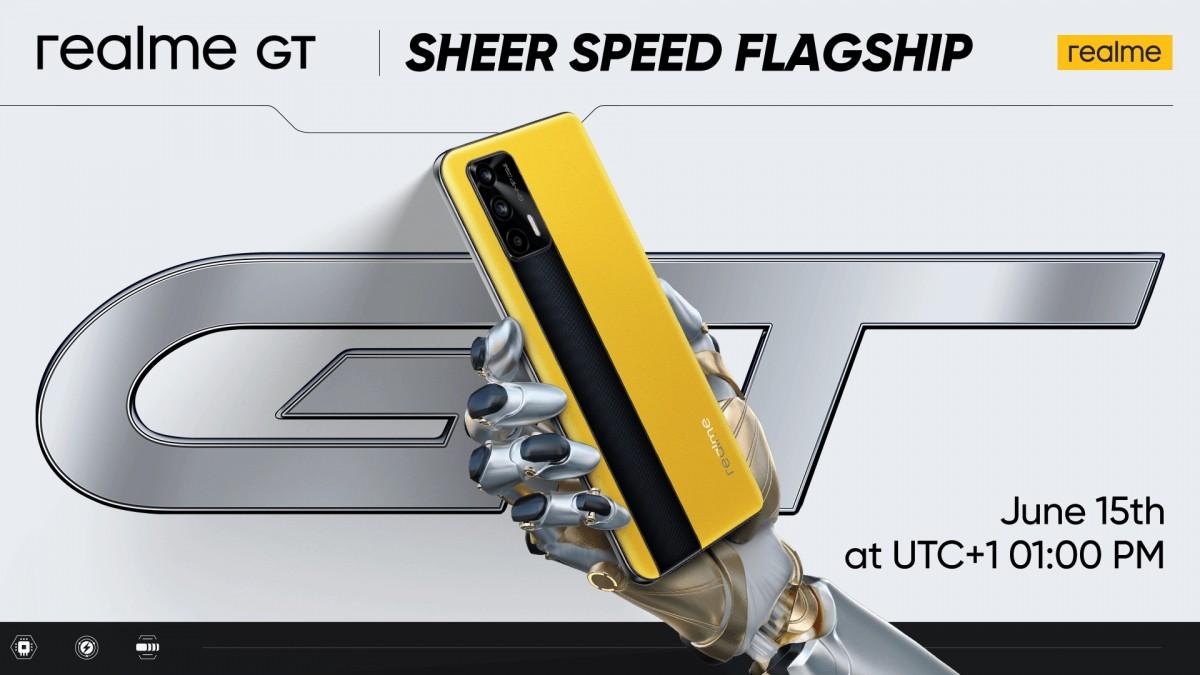 Познат датумот на глобалната објава на Realme GT 5G