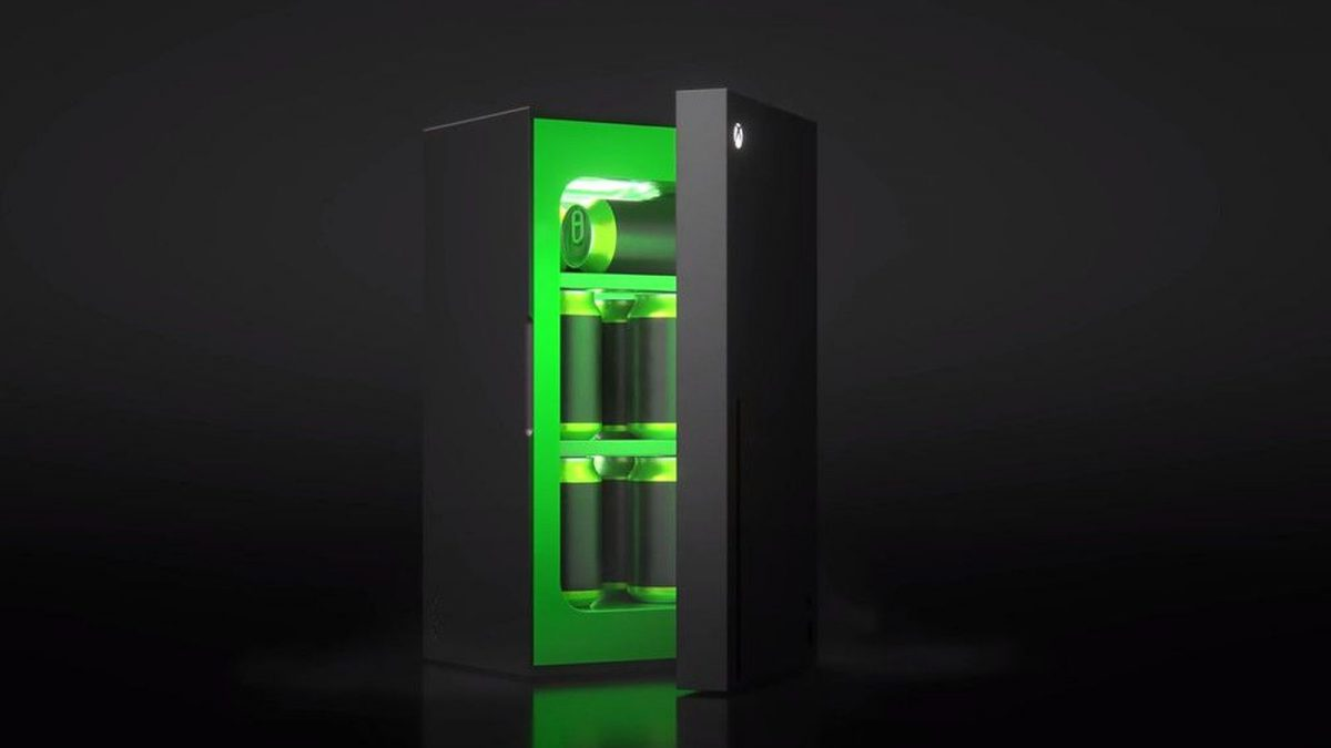 Не е шега: Microsoft претстави Xbox фрижидер (ВИДЕО)