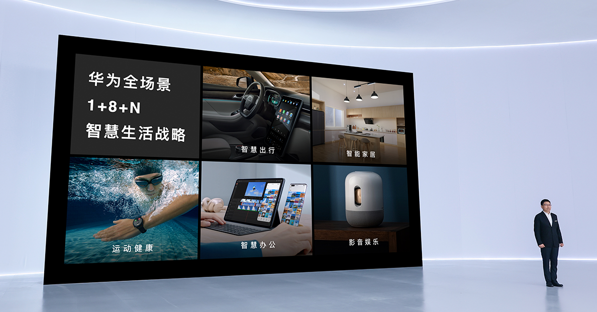 Huawei ја претстави серијата нови производи базирани на HarmonyOS 2