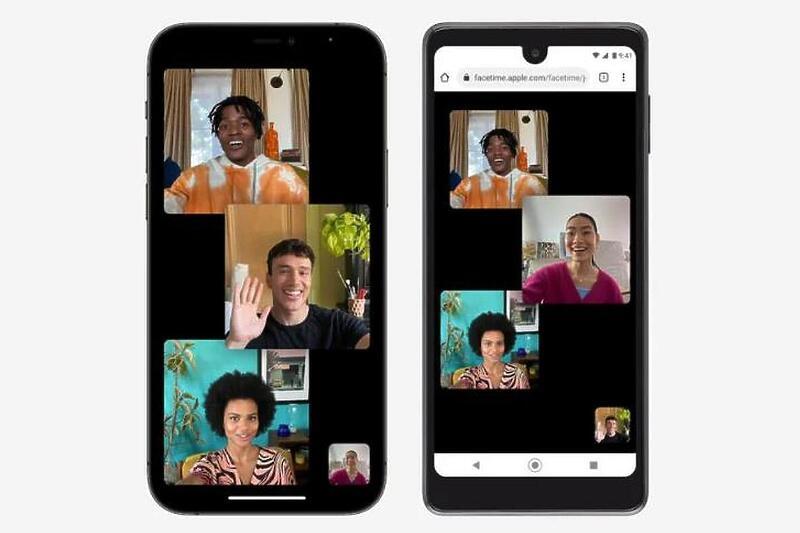 FaceTime пристигнува на Android и Windows