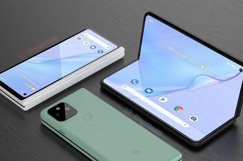 Флексибилниот смартфон на Google се очекува оваа година