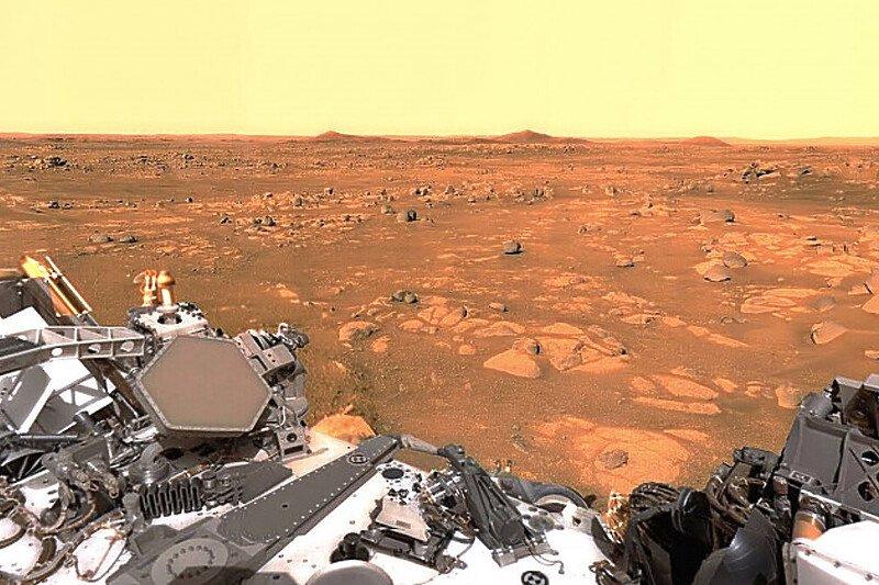 NASA објави нова снимка од панорамата на Марс (ВИДЕО)