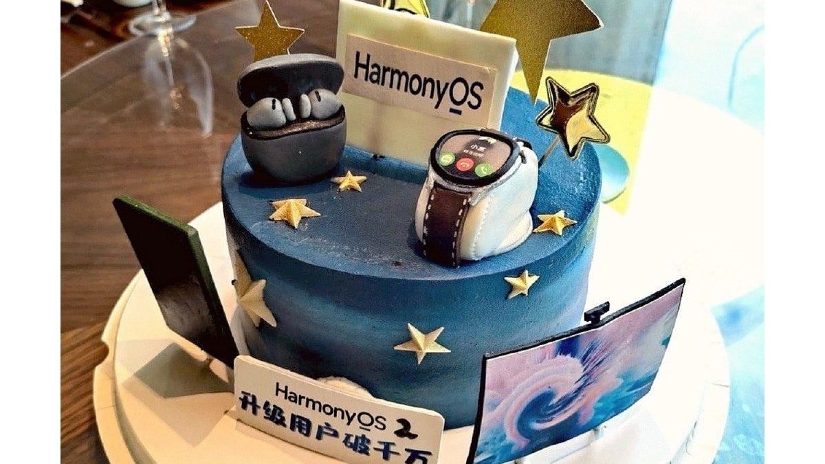 HarmonyOS 2 на Huawei веќе има повеќе од 10 милиони корисници