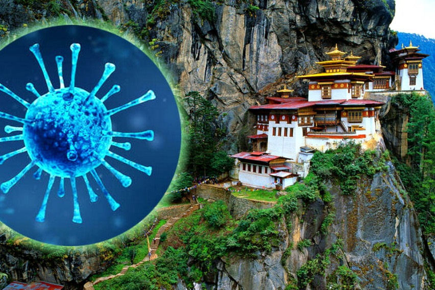 Следната катаклизма тргнува од Тибет? Научниците пронашле 15.000 скриени вируси…