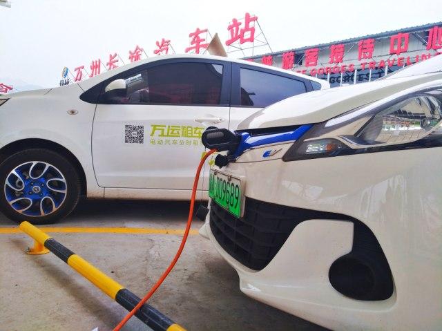 Кинеските електрични автомобили се многу поевтини од европските модели