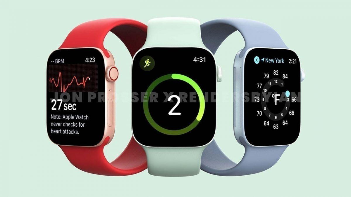 Apple успеa да ги надмине проблемите со производството на Series 7 часовниците