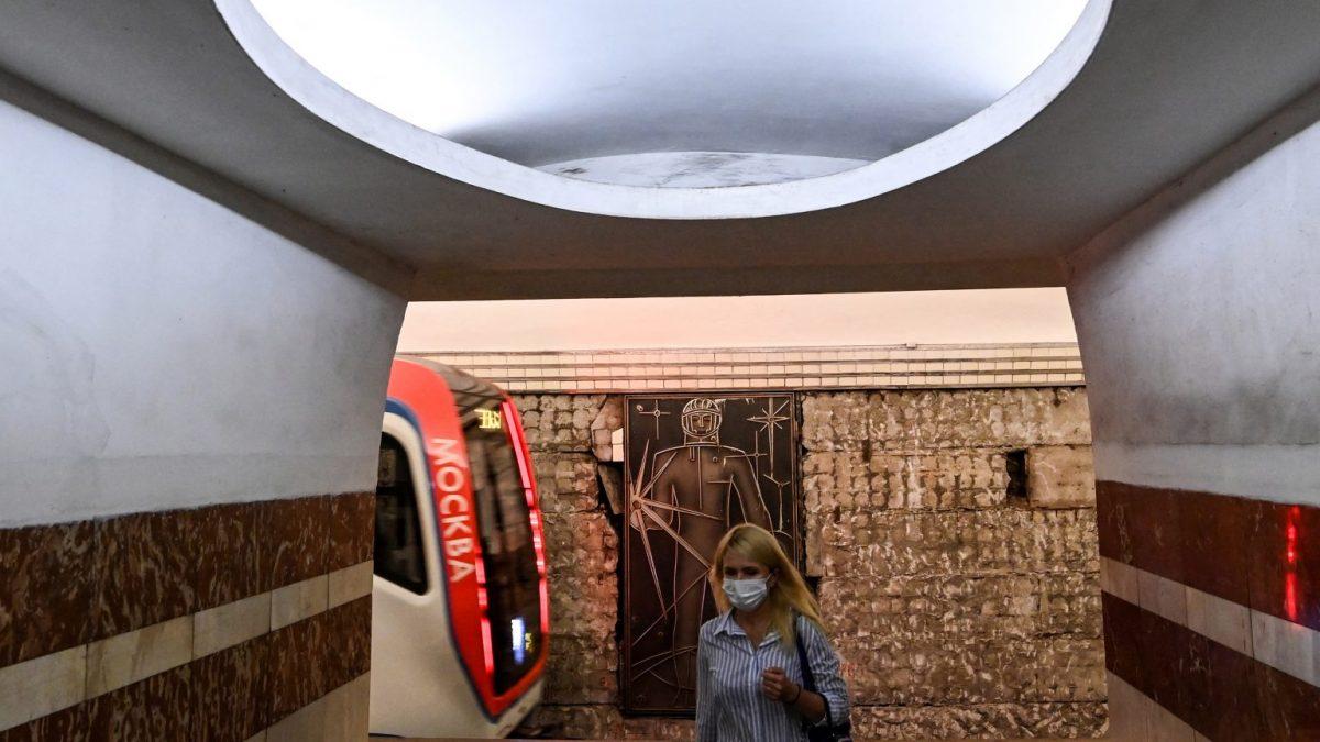 """Московското метро е прво во светот каде што може да се плати со """"лице"""""""