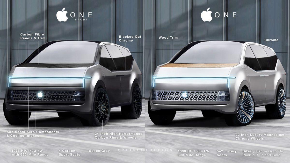 Apple и Toyota преговараат за производство на електричен автомобил