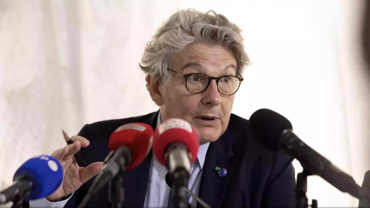 Еврокомесарот Бретон: ЕУ е отворена за сите подеднакво, но нашите правила мора да се почитуваат