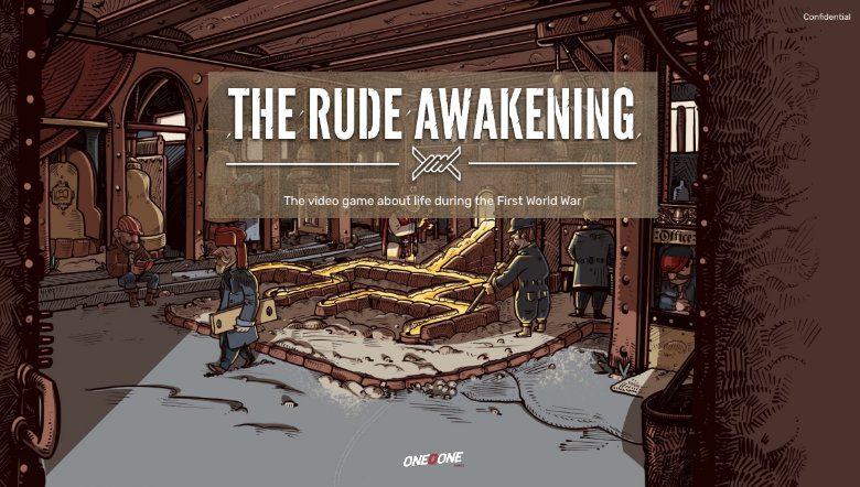 """Видео игра """"The Rude Awakening"""" – да ги вратиме младите во музеите за да се запознаат со историјата"""