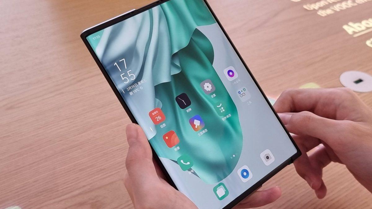 Претстојниот флексибилен телефон на Oppo ќе има OLED дисплеј од 7,8 инчи